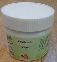 Klijai blizgūs (300 ml)