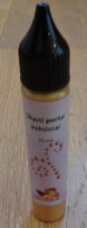 Skysti perlai auksiniai (25 ml)