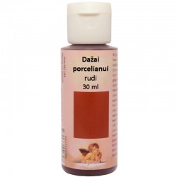 Paint for glass Brown (30 ml)