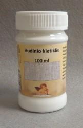 Audinio kietiklis 100 ml.