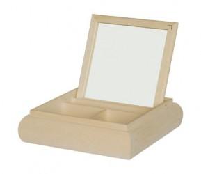 Dėžutė su veidrodžiu