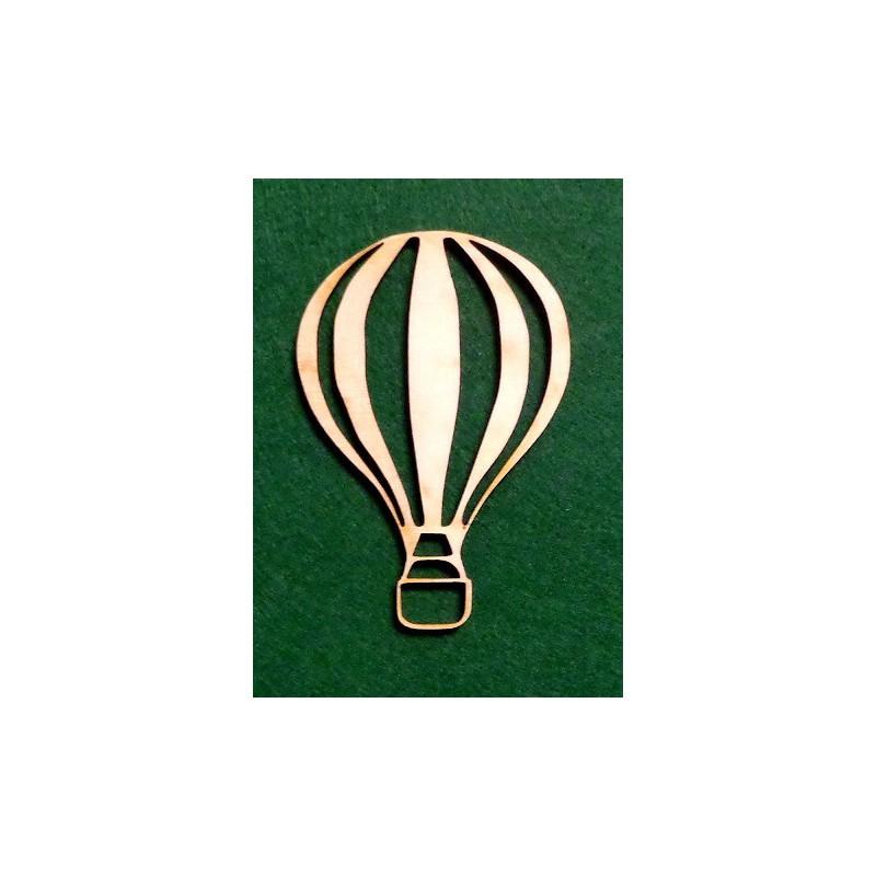 Oro balionas (dryžuotas)