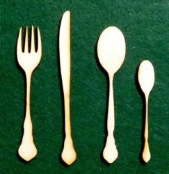 Įrankiai (4 dalys)