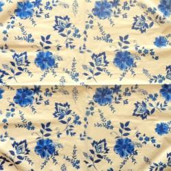 Servetėlė Mėlynos gėlės