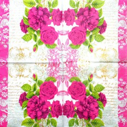 Servetėlė Gėlės