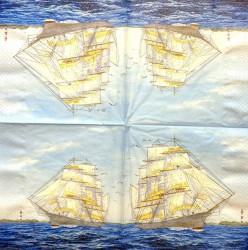 Napkin Ship