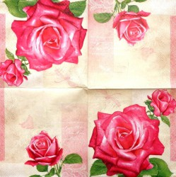 Servetėlė Rožė