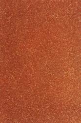 Blizgus popierius - kempinė (ruda)