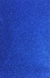 Blizgus popierius - kempinė (tamsiai mėlyna)