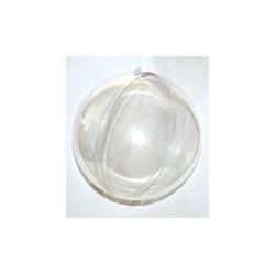 Burbubas PLEXI 12 cm (skaidrus, 2 dalys)