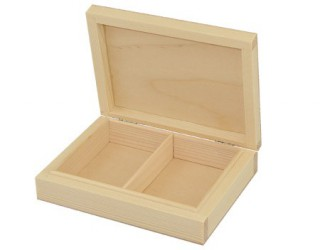 Box (with 2 dividers)