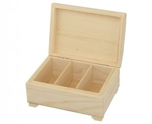 Chest (3 dividers)