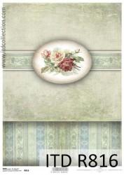 Ryžinis popierius (Rožės)