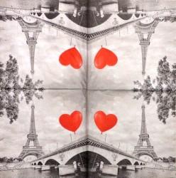 Servetėlė Mailė Paryžiui