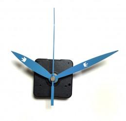 Laikrodžio mechanizmas (mėlynos rodyklės)