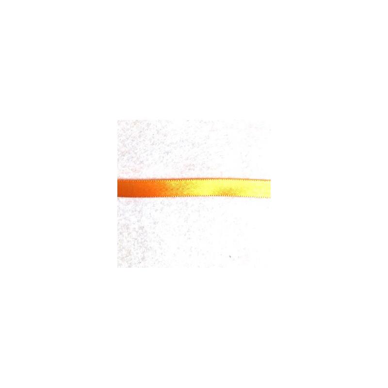 Satininė uostelė Oranžinė (1 m)