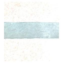 Organzos juostelė Žydra (1 m)