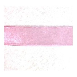 Satin ribbon Pink (1 m)