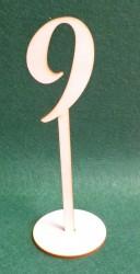 Pastatomas skaičius 9
