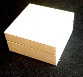 Kvadratinė dėžė (maža)
