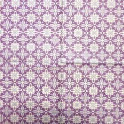 Napkin Ornaments (purple)