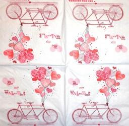 Napkin Bike