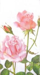 Popierinė nosinaitė Rožė