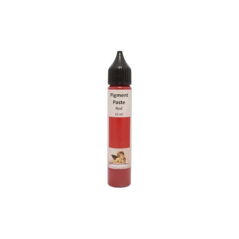 Pigmentinė pasta Raudona (25 ml)