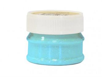 Blizgučiai – Glitter powder - Šviesiai mėlyna (25 ml)
