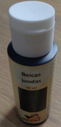 Beicas juodas (60 ml)
