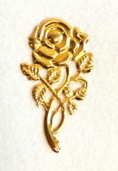Ažūrinė rožė (aukso spalva)