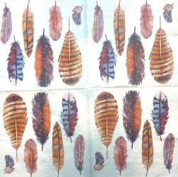 Napkin Feathers