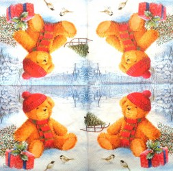 Napkin Bear