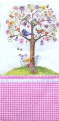 Popierinė nosinaitė Medis