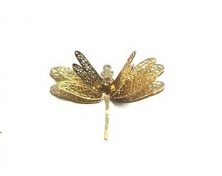 Dragonfly Gold