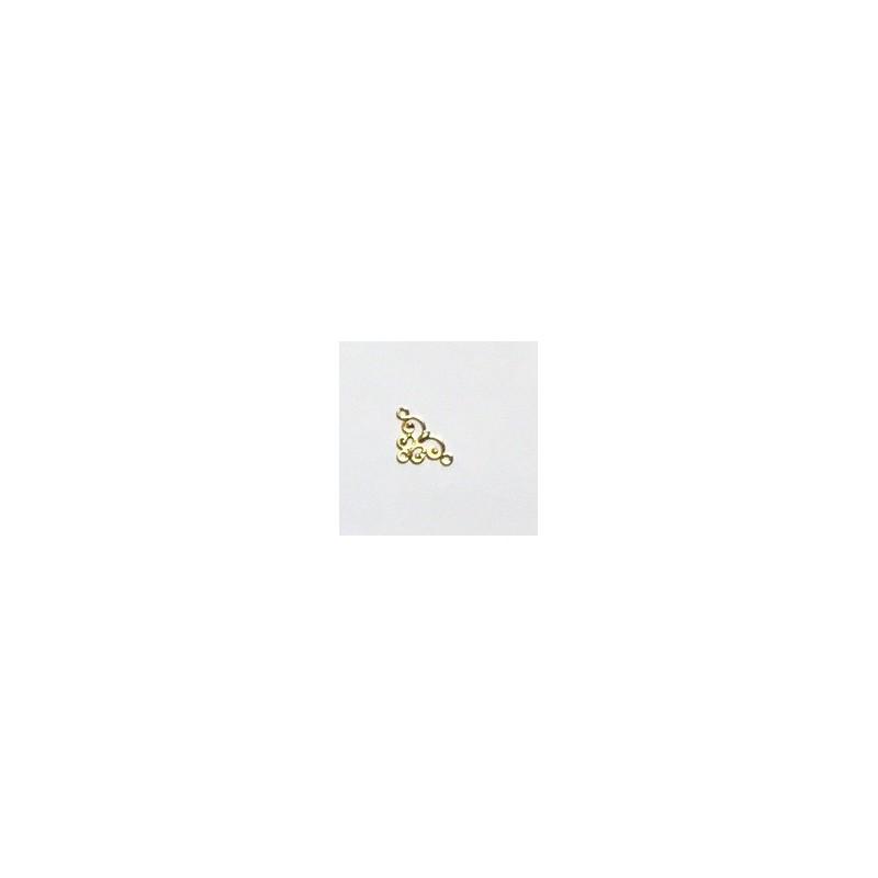 Kampas (aukso spalva)