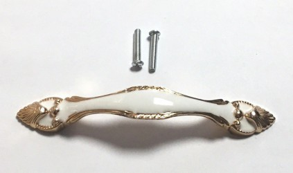 Handle White/Gold