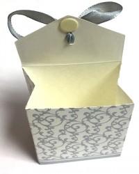 Dėžutė (sidabrinė)