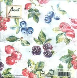 Napkin Mixed fruit