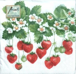 Napkins Summer fruits