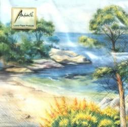 Servetėlių pakelis Jūra