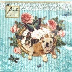 Napkins Royal dogs