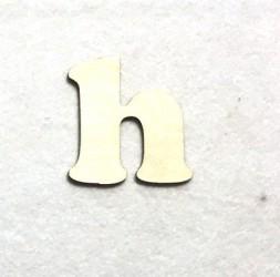 Raidė h