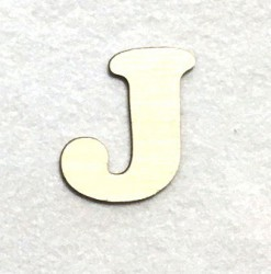 Raidė J