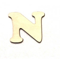 Raidė N