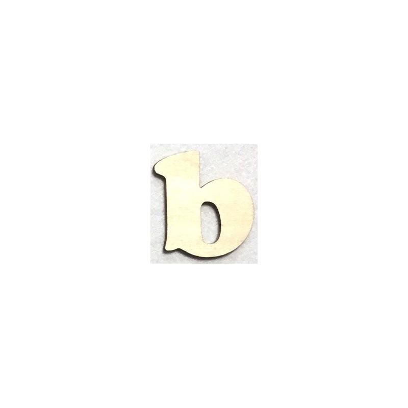 Raidė b