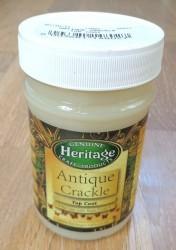 Antique Crackle Top Coat (250 ml)