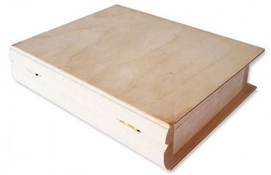 Dėžė - knyga
