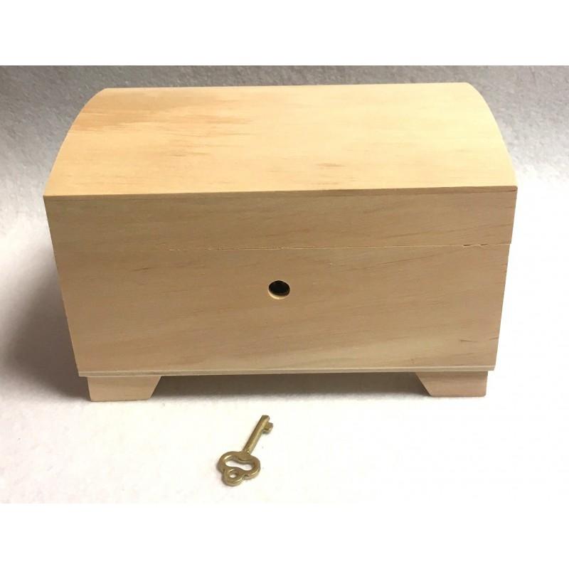 Skrynia su raktu (maža)
