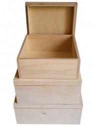 Kvadratinių dėžių komplektas